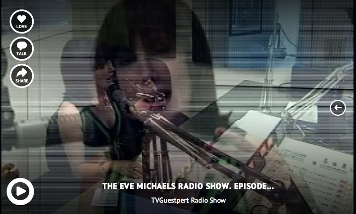 The Eve Michaels Radio Show: Men's Fashions; Men's Etiquette, Men's Lifestyle