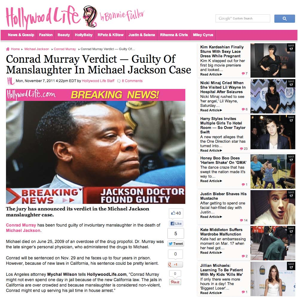 Conrad Murray Verdict - Guilty Of Manslaughter In Michael Jackson Case_New.jpg