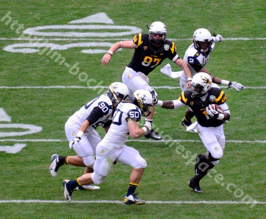 Marion Grice - ASU Bowl Game 12-12