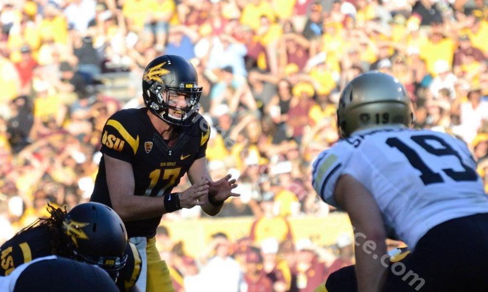 Brock Osweiler - ASU Football 10-11