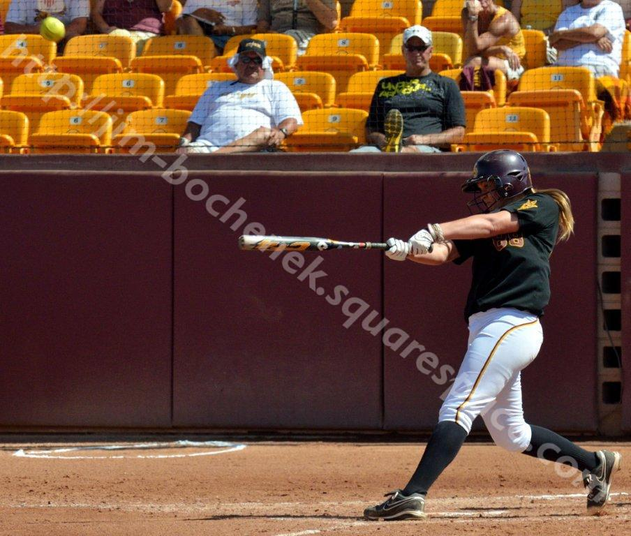 Annie Lockwood - ASU Softball 5-12