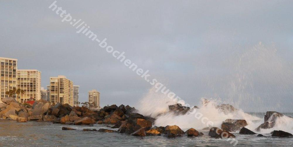 Coronado Beach Rocks & Hotel San Diego 5-12.jpg