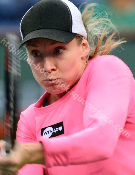Bethanie Mattek Sands - BNP Paribas Open 3-13