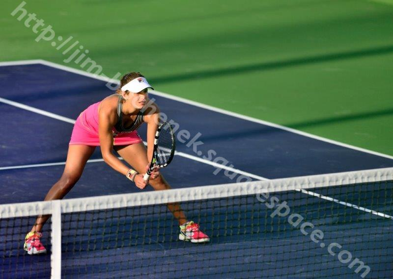Julia Goerges - BNP Paribas Open 3-14