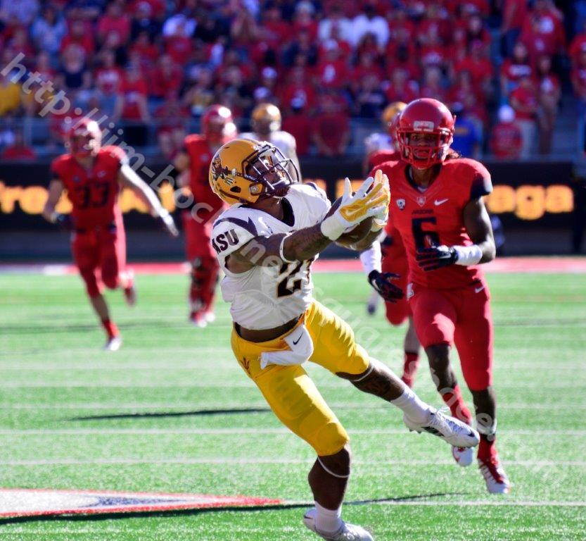 Jaelen Strong - ASU Football 11-14