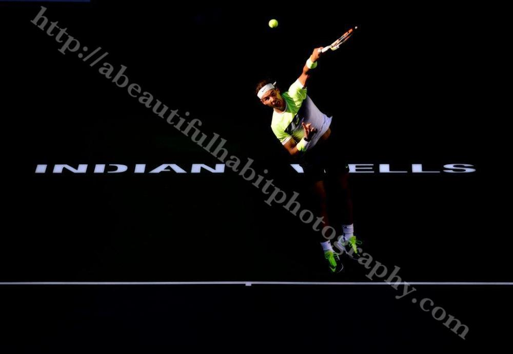 Rafael Nadal - BNP Paribas Open 3-15
