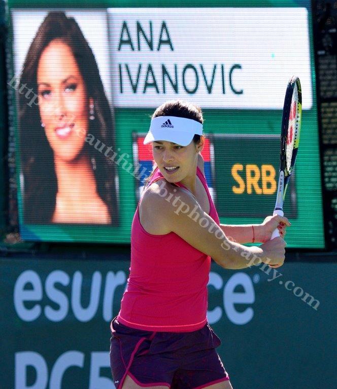 Ana Ivanovic - BNP Paribas Open 3-14