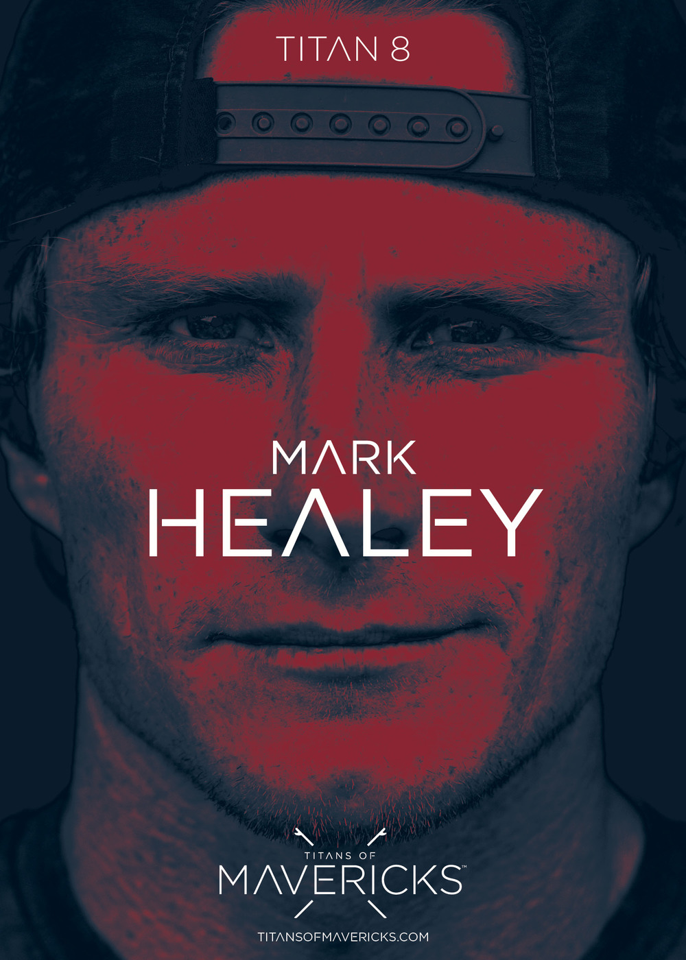 Competitor Poster: Mark Healey