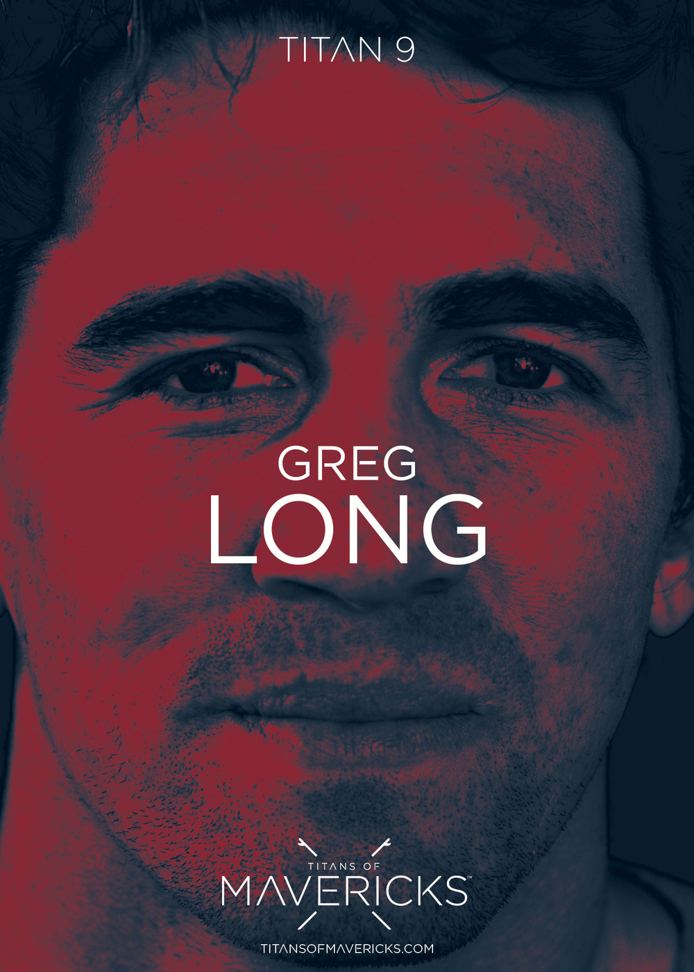 Competitor Poster: Greg Long