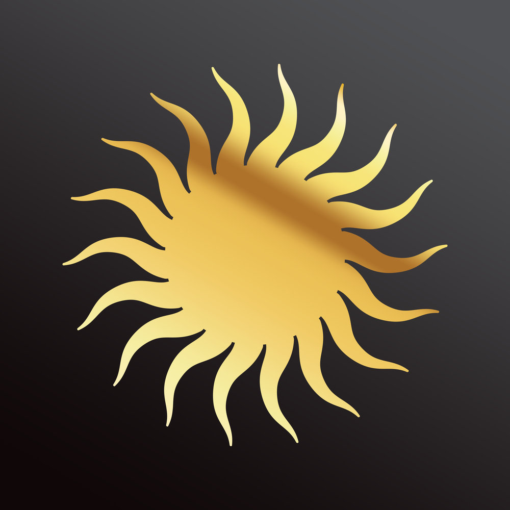 """""""Sun"""" Day No. 25"""
