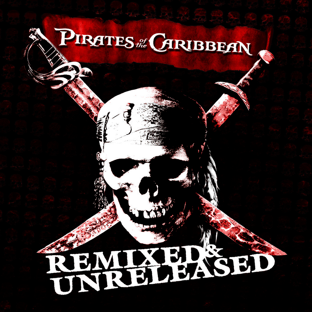 Remix album cover design