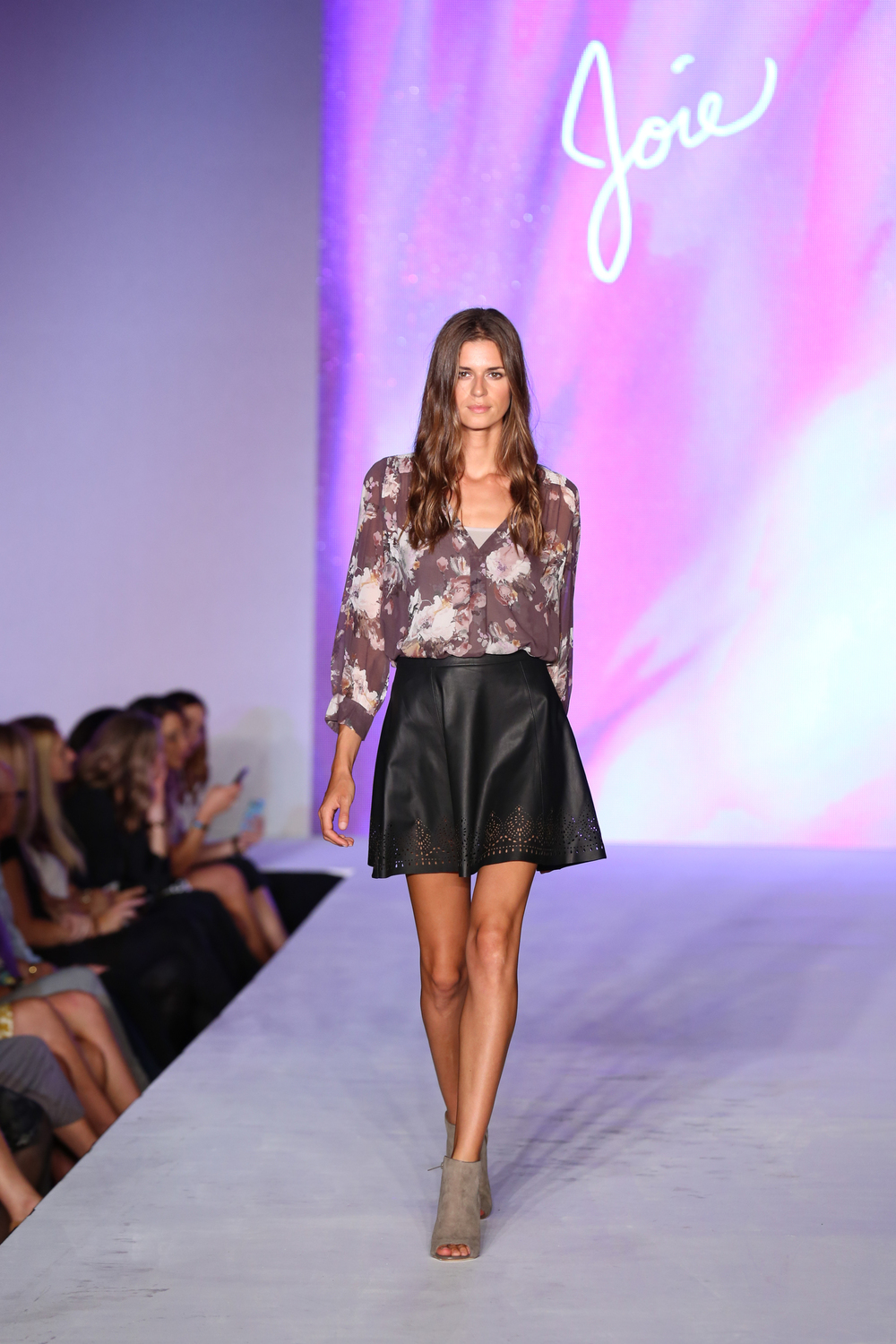 Joie at Style Week OC