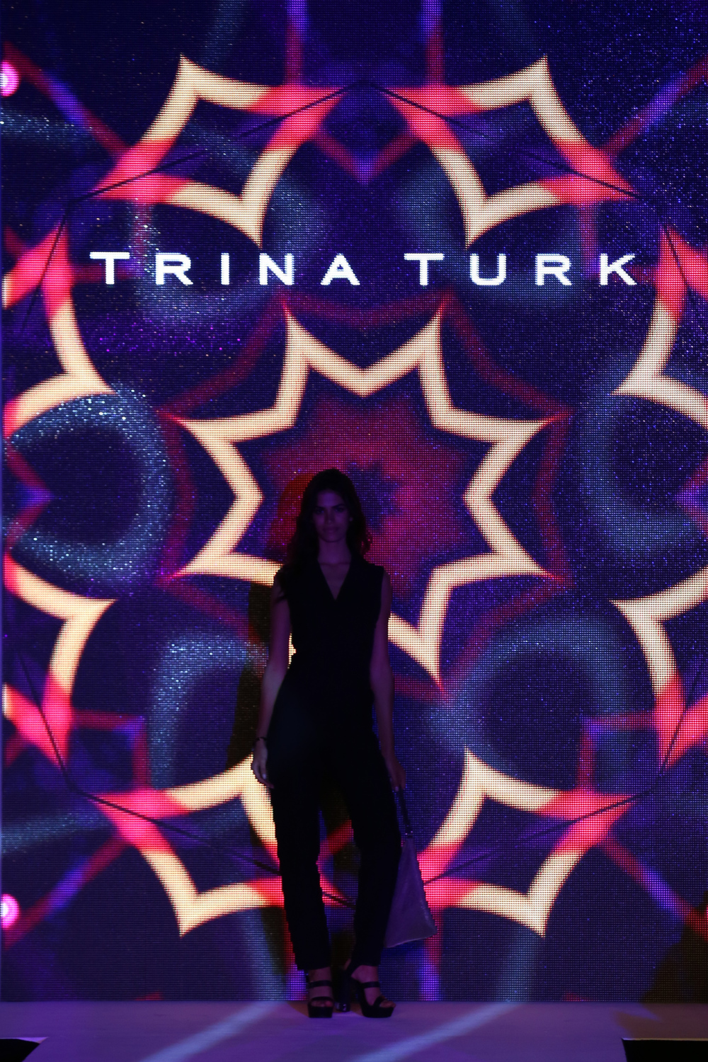 Trina Turk at Style Week OC