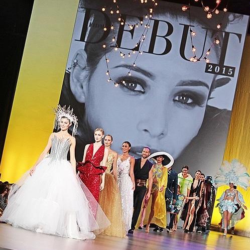 FIDM Debut Fashion Show