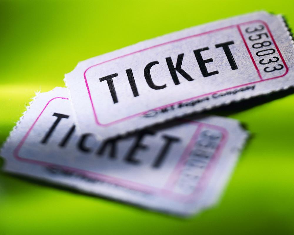 May 5: Ticket Sales at CSDA