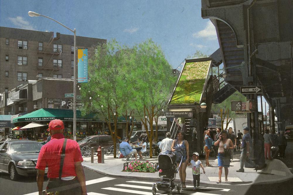 Jackson Heights BID 82nd Street Partnership