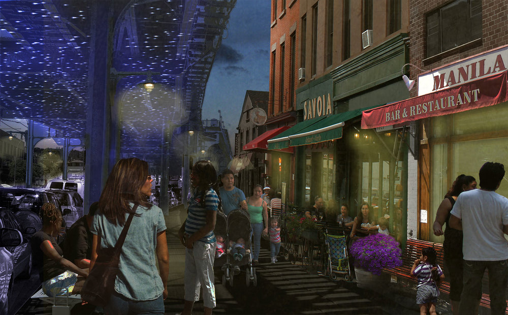 82nd Street Partnership Jackson Heights BID Queens NY