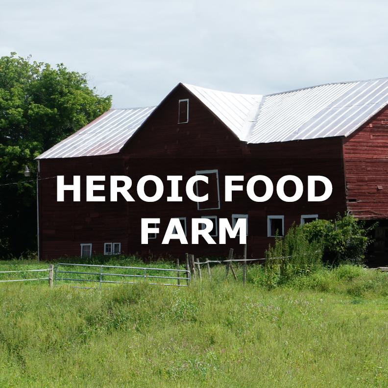 Heroic Food Farm Ennead