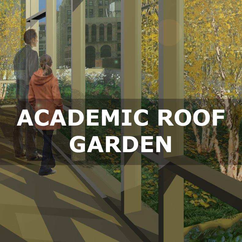 Academic Roof Garden