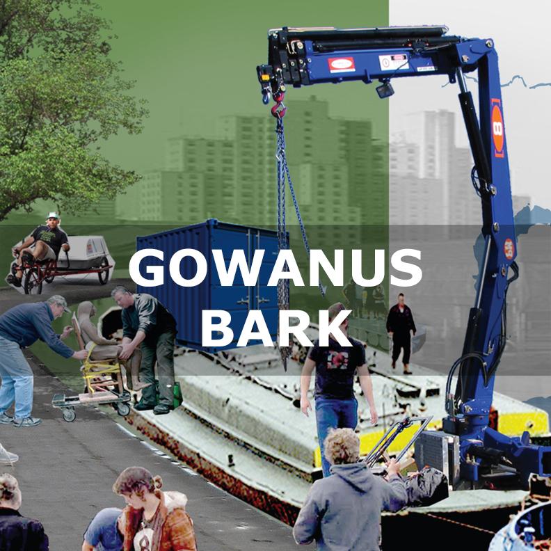 Gowanus Canal Brooklyn Bark