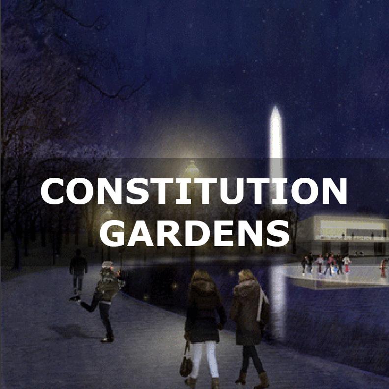 Constitution Gardens Washington Mall