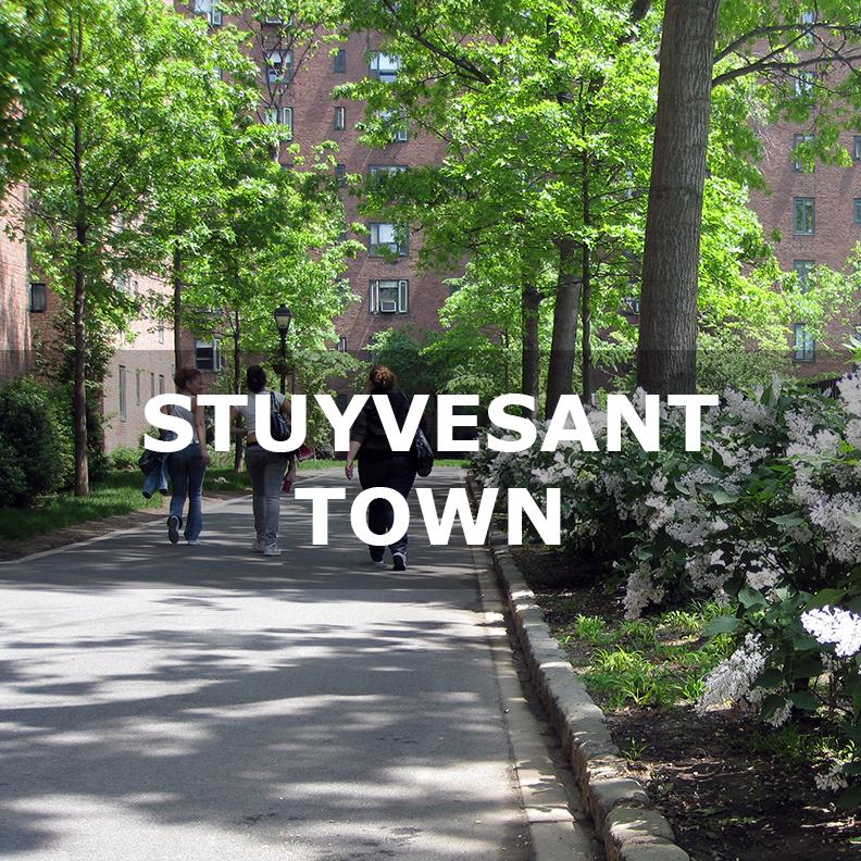 Stuyvesant Town New York City