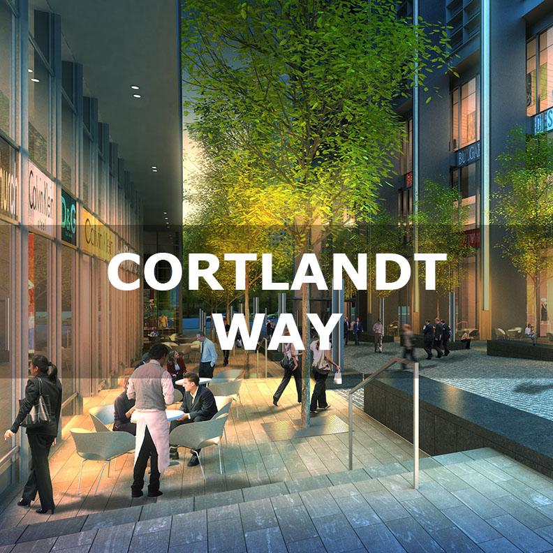 Cortland Way World Trade Center New York