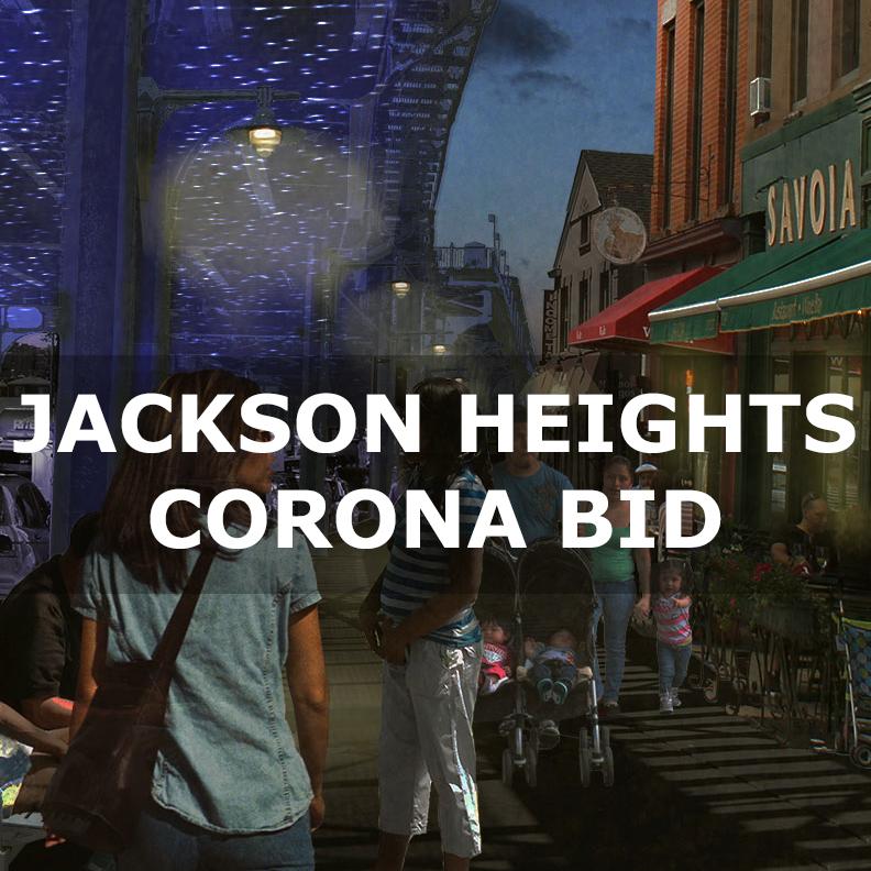 Jackson Heights Corona BID Queens