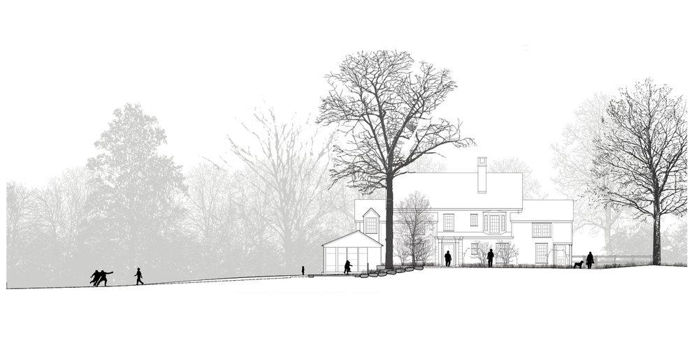 FARM HOUSE TO FIELD