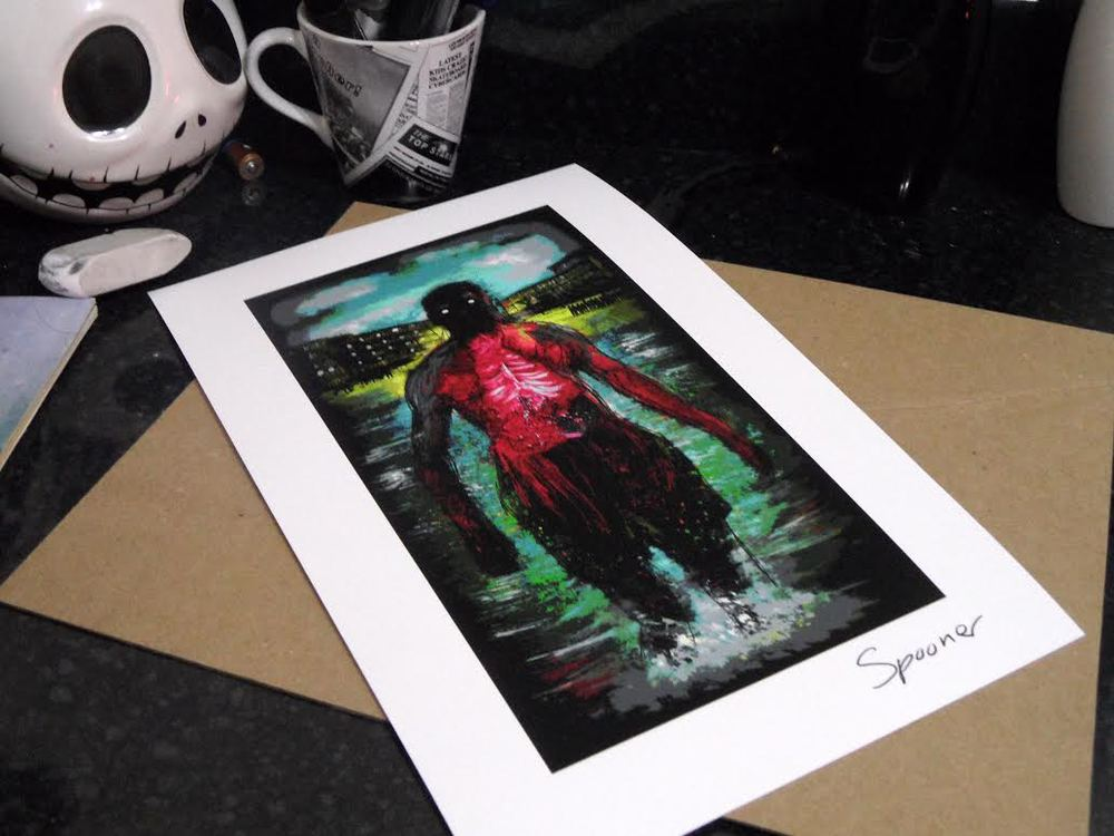 Unsigned prints available for purchase
