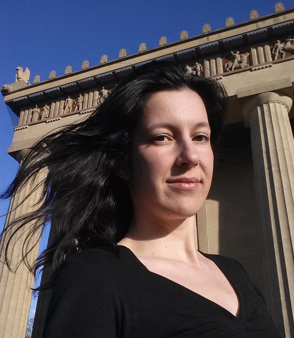 Kara Maria Ananda Parthenon
