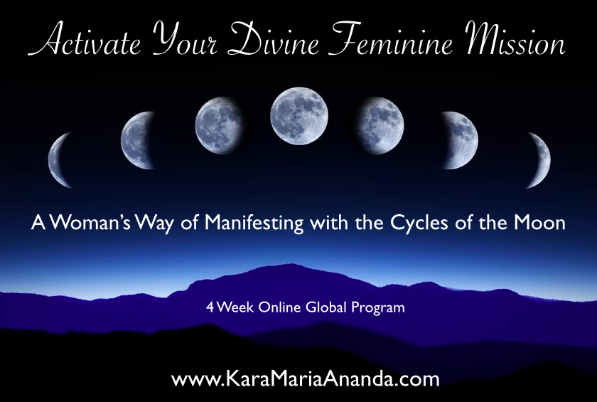 Activate Your Divine Feminine Mission