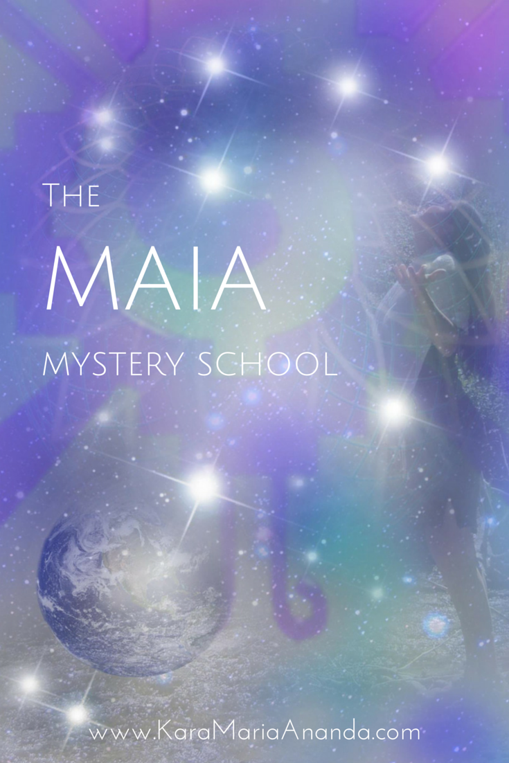 The Maia Mystery School - 7 Archetypes of the Pleiadian Sisterhood