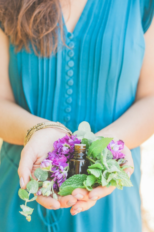 Essential Oils for Sustainable Ecological Global Wellness
