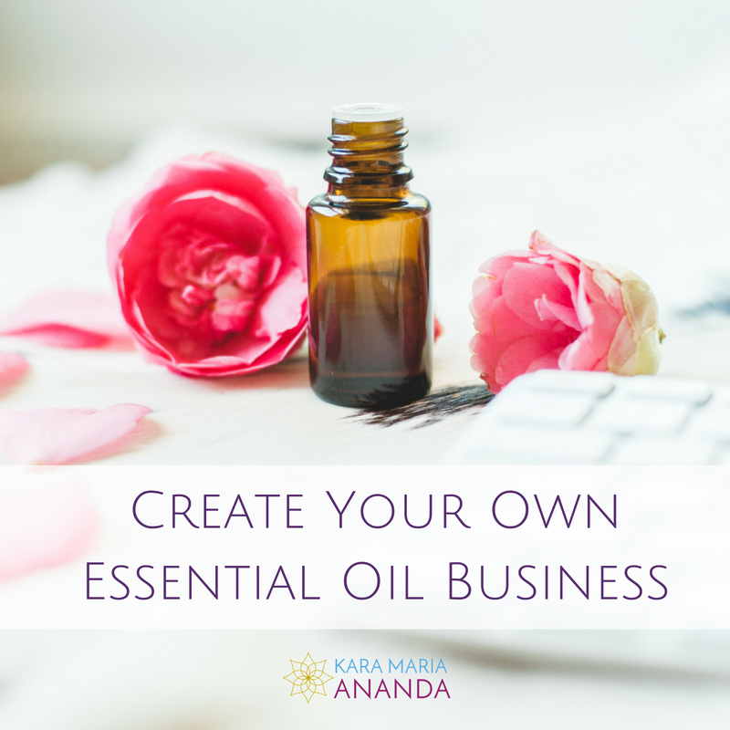 Create Your Own Essential Oils Business and Be a Wellness Entrepreneur