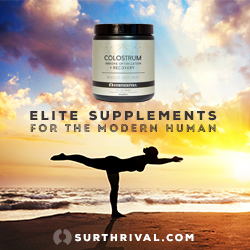 Surthrival Supplements for High Performance