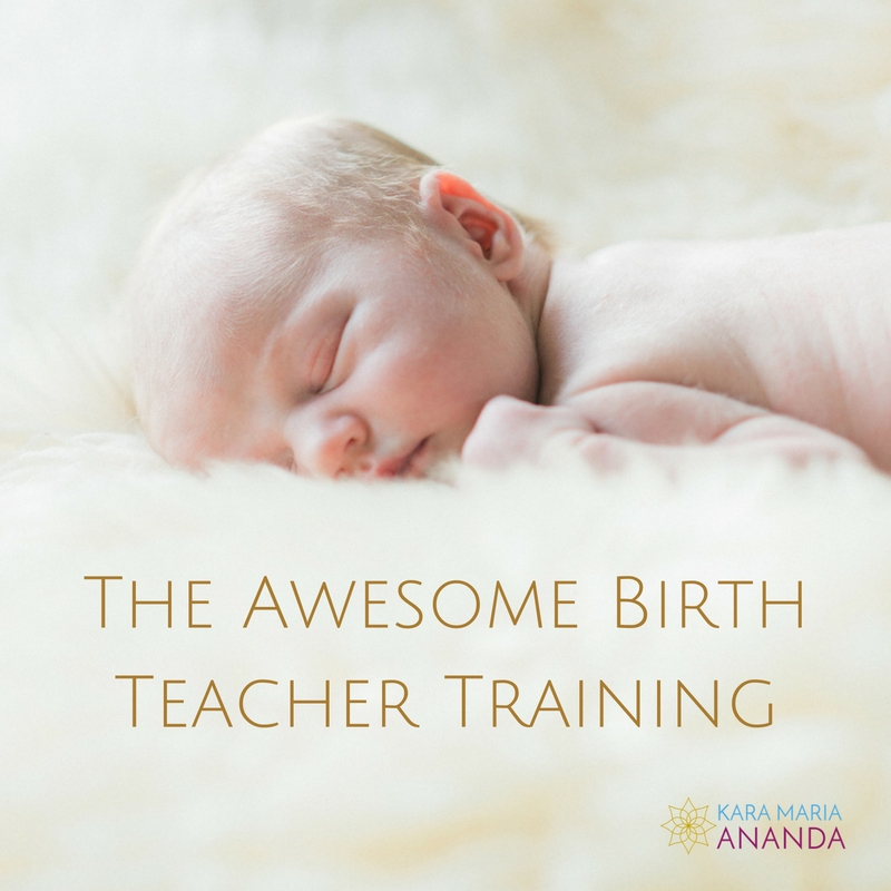 The Awesome Birth Teacher Training Online Global Course
