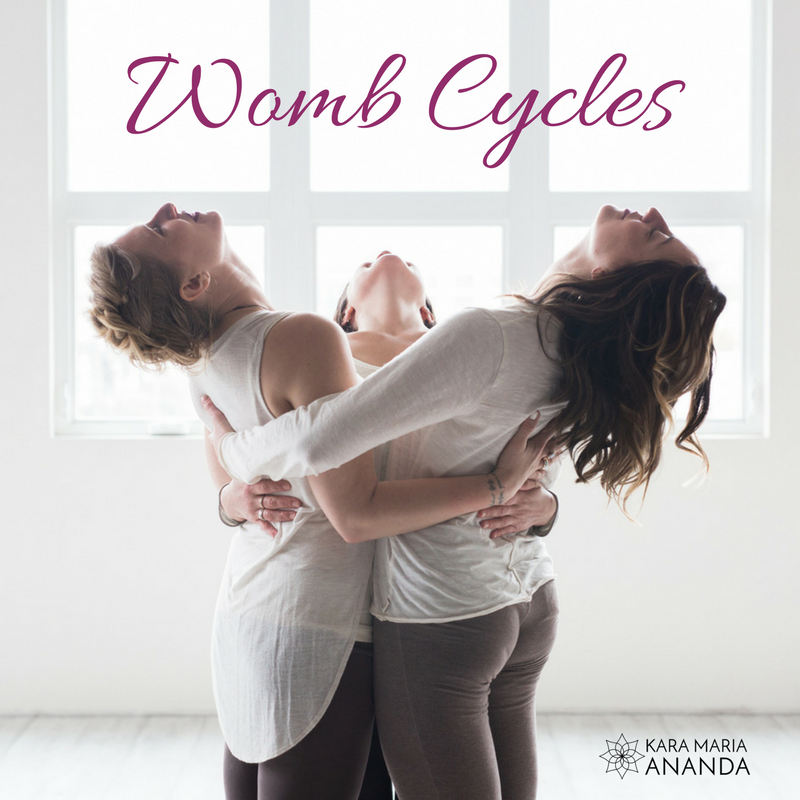 Womb Cycles Course for Women's Health