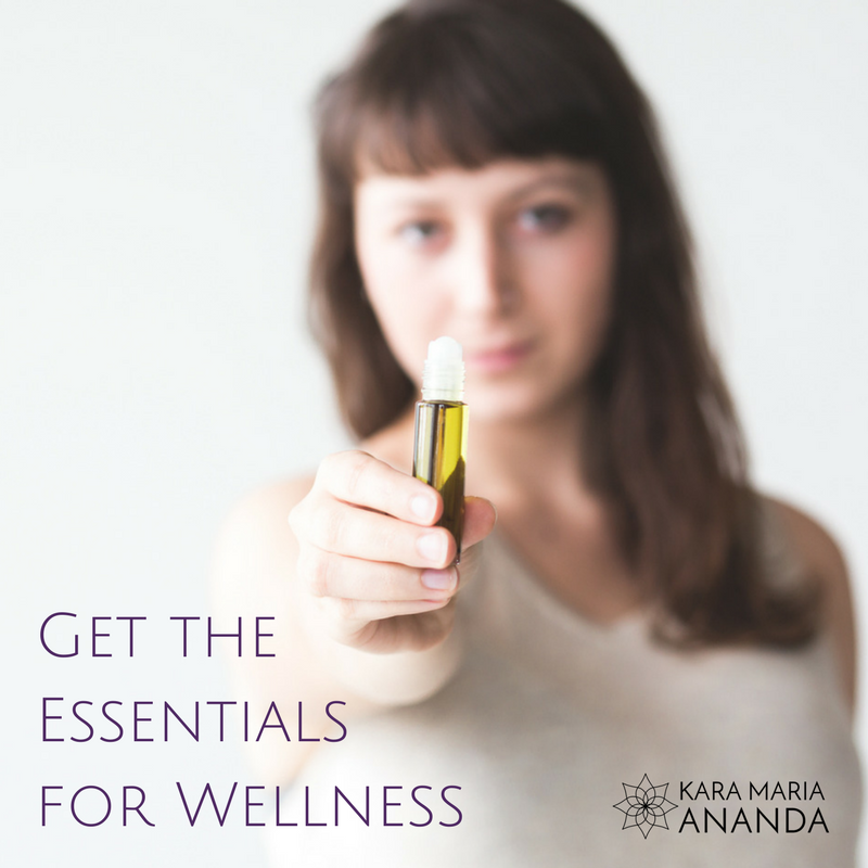 Essential Oils by doTERRA for Empowered Wellness