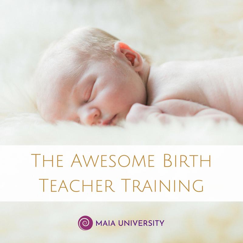 The Awesome Birth Teacher Training