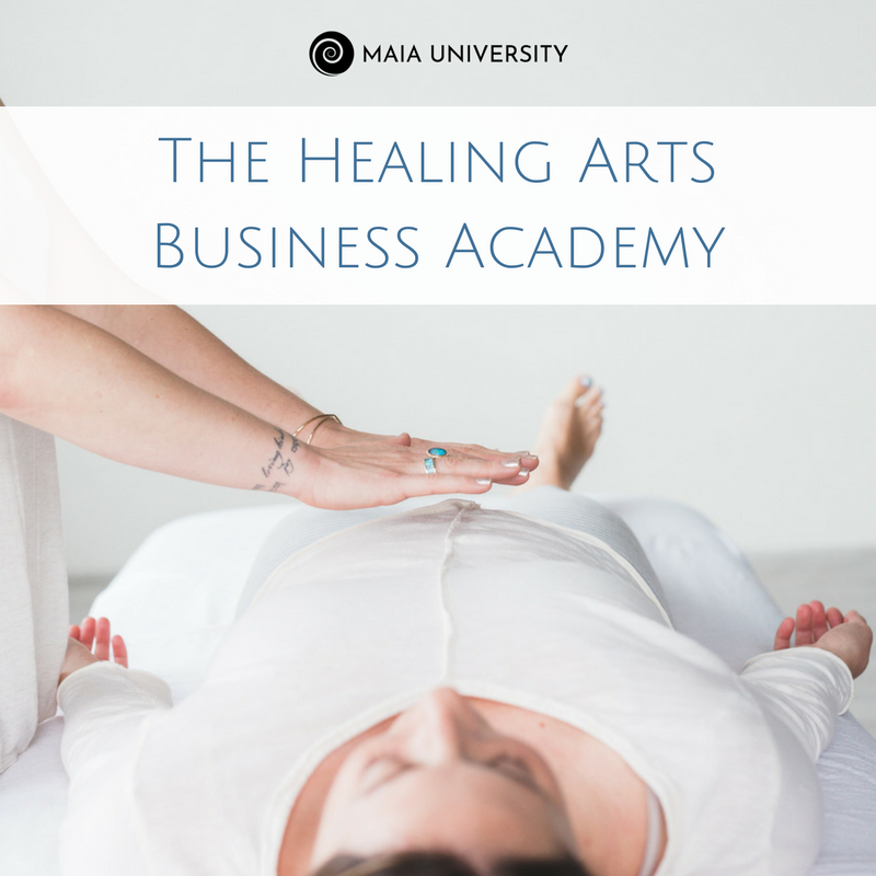 The Healing Arts Business Academy