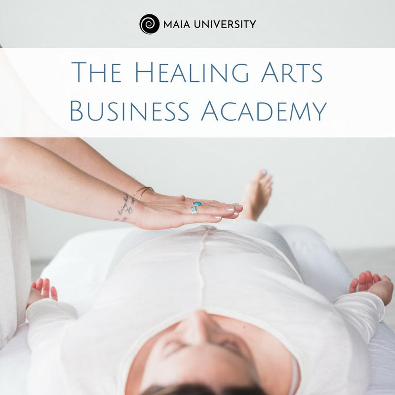 The Healing Arts Business Academy