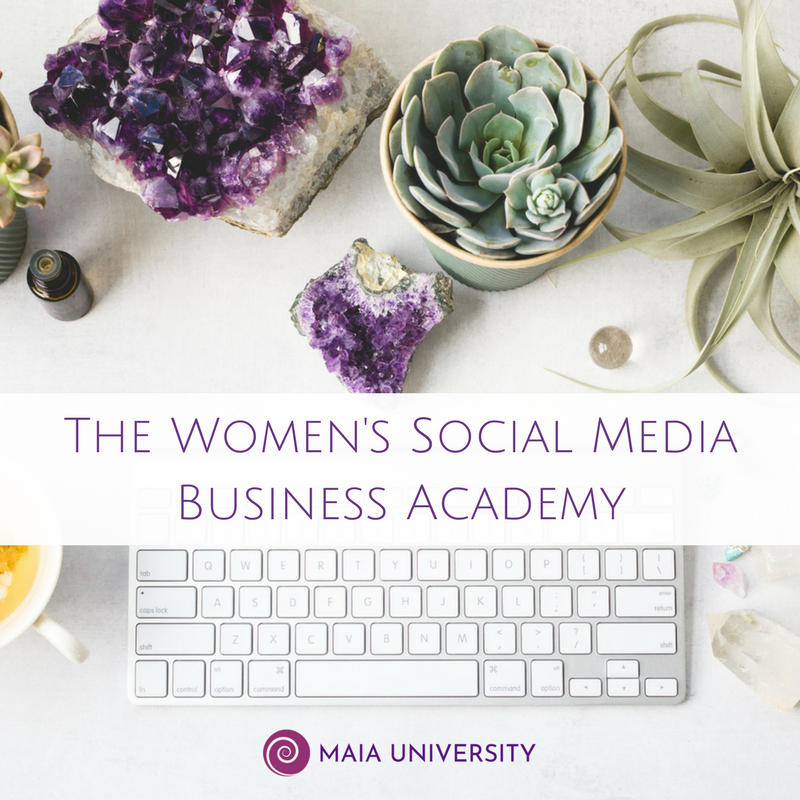 The Women's Social Media Business Academy