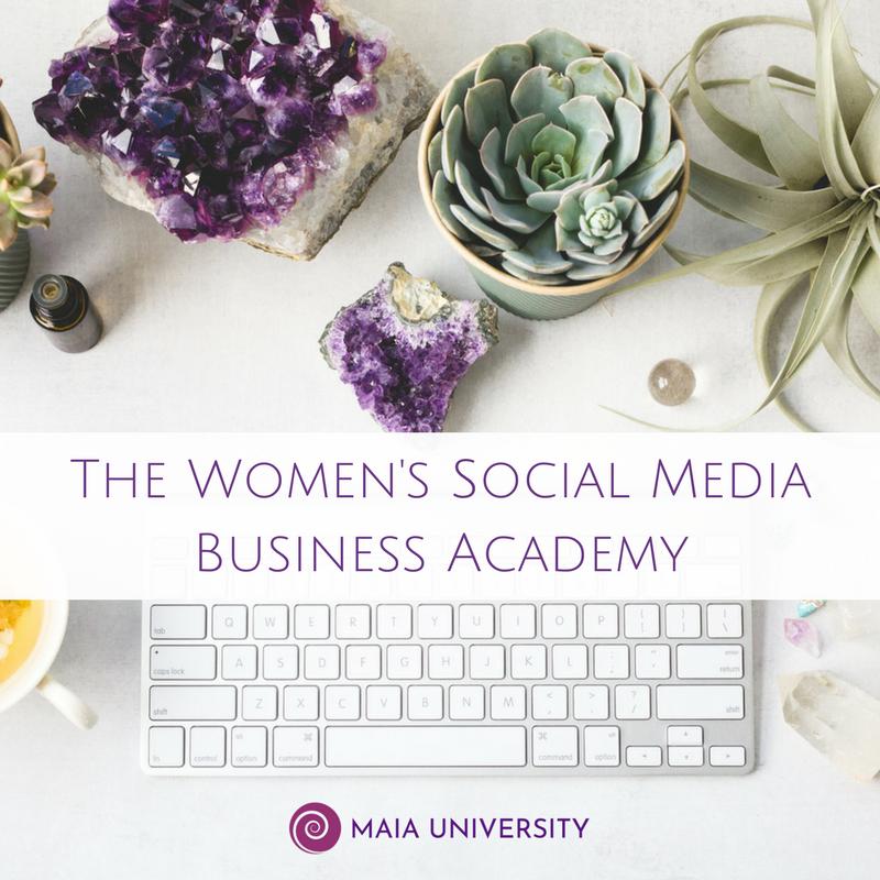 The Women's Social Media Business Academy