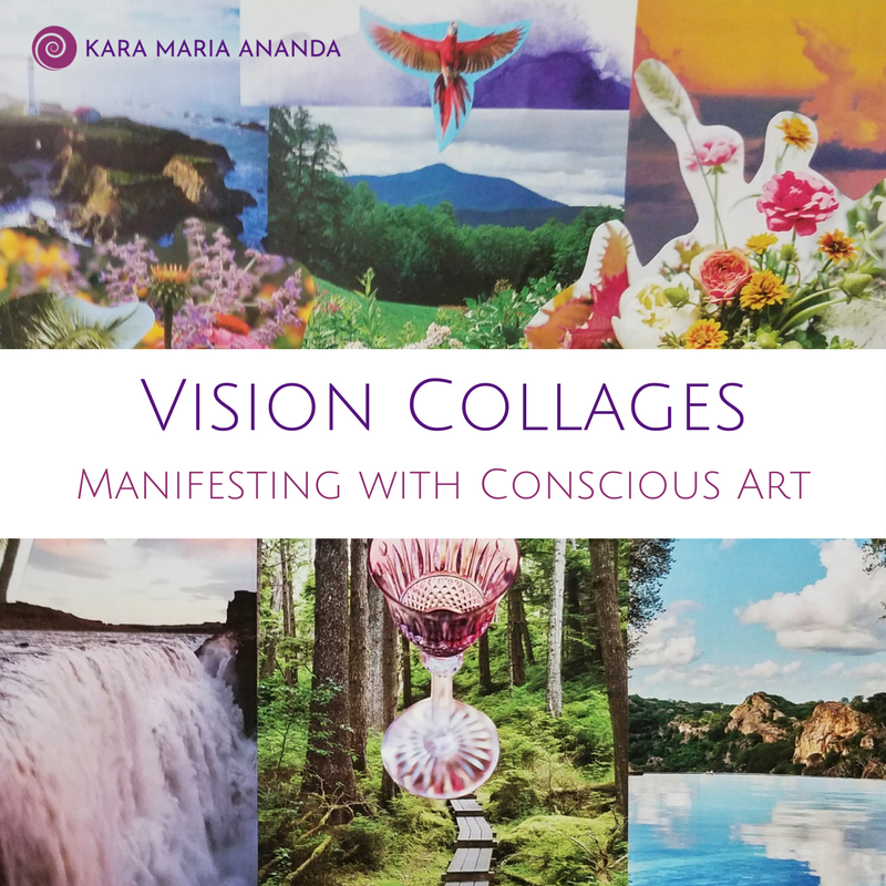 Vision Collages
