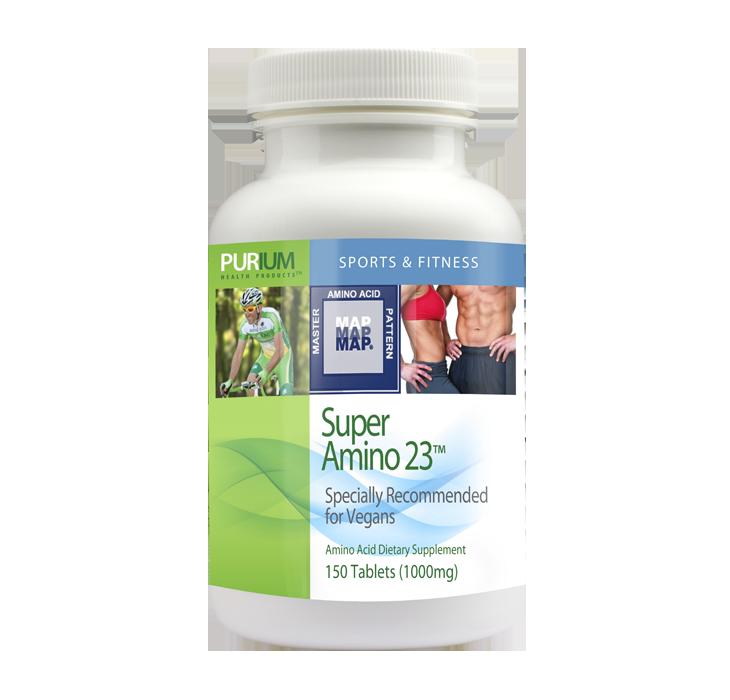 Super Amino 23 Purium Vegan Protein