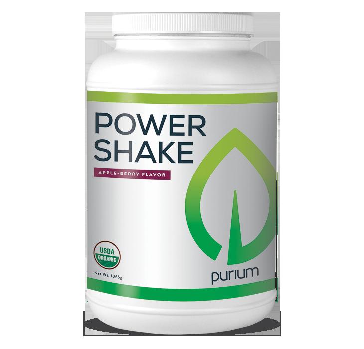 Apple Berry Power Shake Purium Superfoods