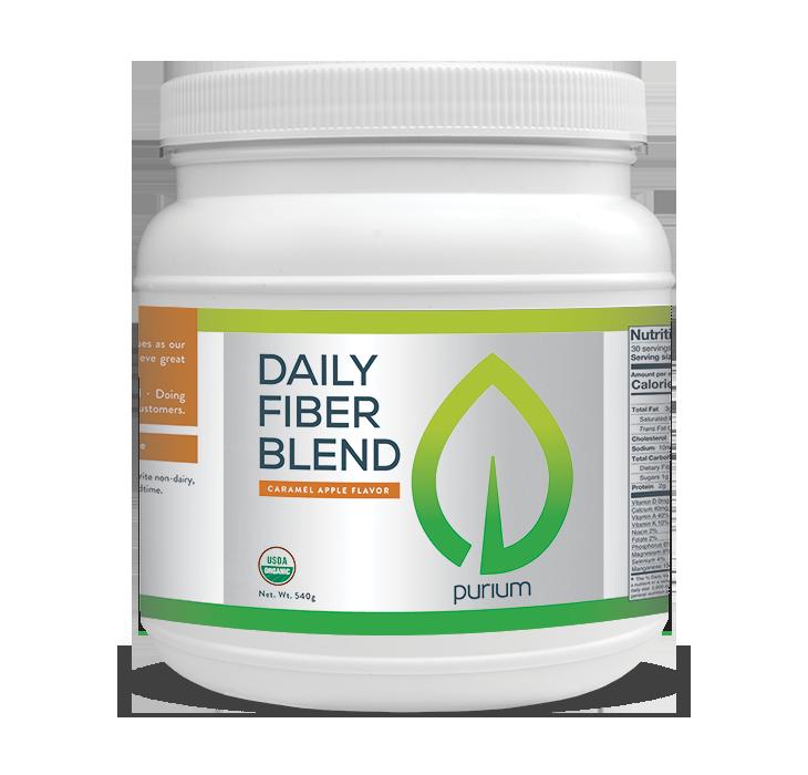 Daily Fiber Blend Purium