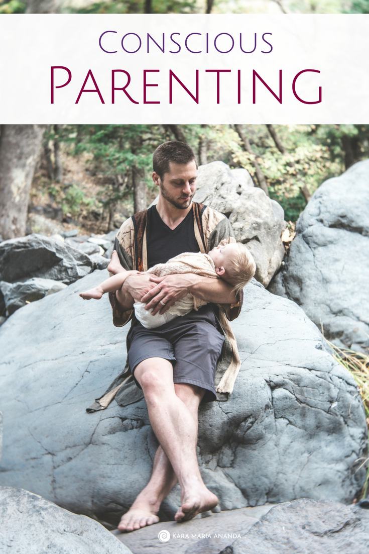 Conscious Parenting: Healing the Future