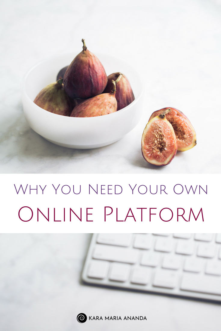 Create Your Own Online Platform For Change